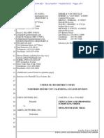 Scheduling Order 5344 (Cisco/Arista)
