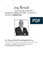 Breaking Retail - The Food Entrepreneur's Blueprint
