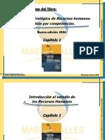 Direccion Estrategica de Recursos Humanos - Martha Alles - Diapositivas