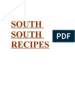 South South Recipes