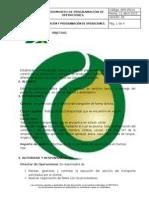 Opo-pr-01 Procedimiento Planeación y Programación de Operaciones 6