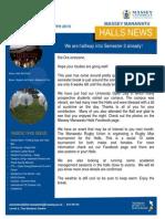 Halls News Issue Five 2015