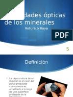 Propiedades ópticas de materiales