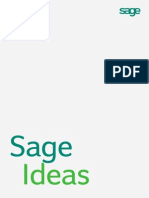 Folleto Sage Ideas