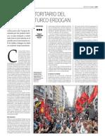 El viraje autoritario del presidente turco Erdogan (1/2)