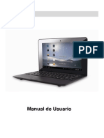 Netbook PC Szenio 12700 - Manual