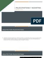 Arquitectura Paleocristiana y Bizantina