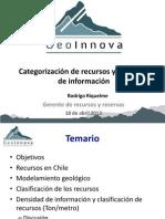 03 - Cat Recursos y Densidad Inform - R Riquelme - Geoinnova