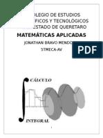 Conceptos calculo integral