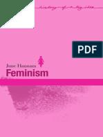 June Hannam-Feminism (Short Histories of Big Ideas)-Longman (2006)