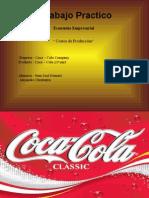 Costo de Produccion Coca Cola
