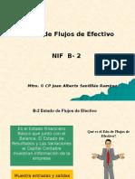 Nif B-2 Flujo Efectivo