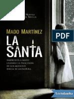La Santa - Mado Martinez