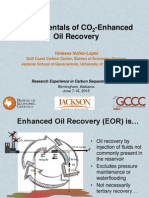 Fundamentals of CO2-Enhanced Oil Recovery