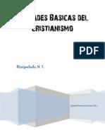 discipuladoVERDADES BASICAS DEL CRISTIANISMO N° 1 - copia