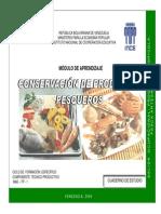 Conservación de Productos Pesqueros