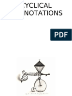 Cyclical Connotations - Composer Notes