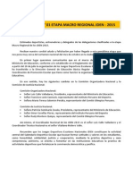 Instructivo Etapa Macroregional 2015
