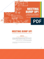 Meeting Bump up! - DMGT 748