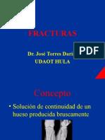 Fracturas (Generalidades)