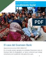 Caso Grameen Bank