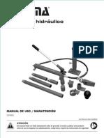 Manual Expansor Hidraulico