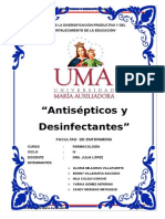 ANTISÉPTICOS Y DESINFECTANTES UMA maria auxiliadora.doc