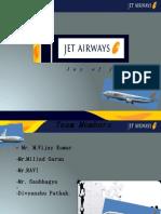 Jet Airways Presentation