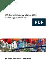 ImmobilienmarktatlasHamburg Und Umland 2013