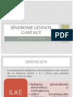 Síndrome Lennox Gastaut