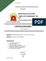 Cristalizadores