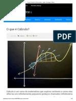 O Que é Cálculo_ _ Ciência Online - Saúde, Tecnologia, Ciência