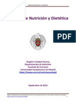 Manual Nutricion Dietetica CARBAJAL