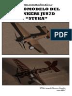 Proyecto DG-Aeromodelo Del Stuka