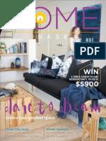 Home Base Magazine 2015