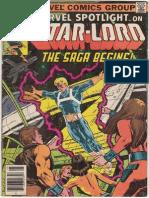 Marvel Spotlight Vol 2 06 Star Lord