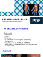 Art Ritis Psoriatic A