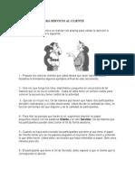 Role Playing Para Servicio Al Cliente
