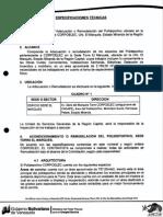 ESPECIFICACIONES-POLIDEPORTIVO