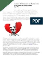 Abogados De Separaciones Matrimoniales En Madrid ciento veinte € Abogados De Divorcios, Separaciones Matrimoniales En España
