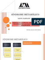 Sindrome Metabolico