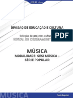 Música - Série Popular