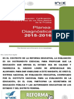 Manual Planea Diagnostica 2015 2016 Exposición