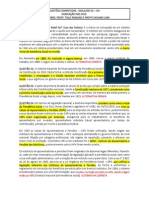 CoQUESTÕES COMENTADAS - SIMULADO 01 – SJV NOMEAÇÃO INSS 2016 FACILITADORES