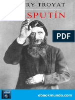 Rasputin - Henri Troyat