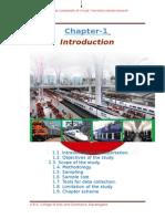 Customer Attitude Towards Indian Railways