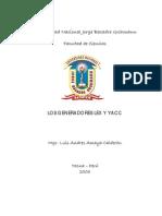 Amaya 03 Generadores Lex y YAcc