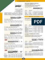 Catalogo de cuchillas para router