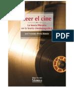 Leer El Cine La Teoria Literaria en La Jose Antonio Perez Bowie