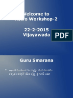 Astro Workshop 1 Vijayawada